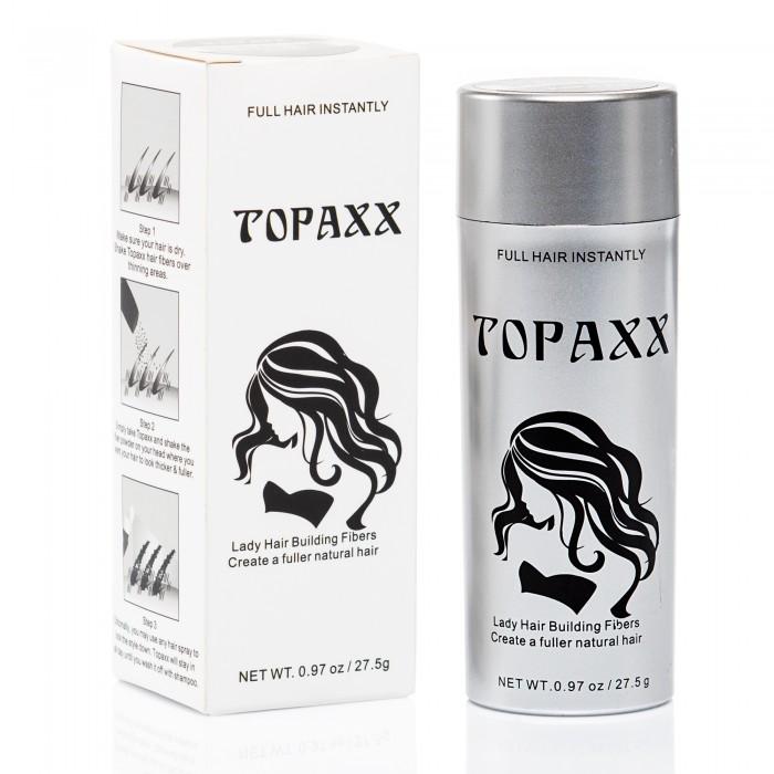 Topaxx Lady Saç Fiber Tozu 27,5 gr